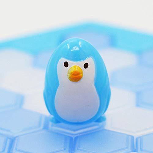 Hualieli Rompecabezas Juegos de Mesa pingüino Golpear Bloques de Hielo Juguetes de Pared Escritorio paternidad Juego Interactivo niños niñas