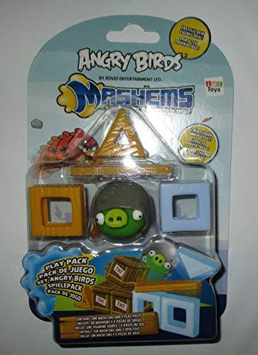 IMC Toys Figura Angry Birds Set Juego , Juguete Figura Videojuego A Partir de 6 años