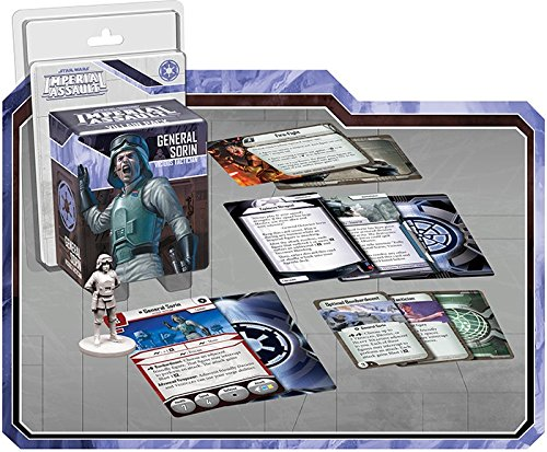 Imperial Assault: General Sorin Villain Pack