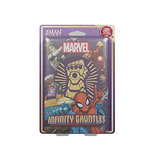 Infinity Gauntlet Juego de Letras de Amor. (Z-Man Games ZMND0015)