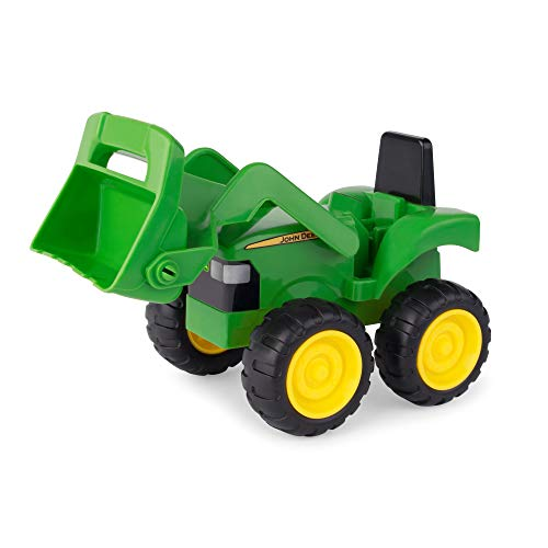John Deere Conjunto Tractor Excavadora y Tractor (BIZAK 30692952)