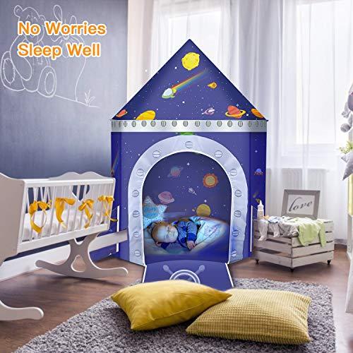 joylink Tienda de Campaña Infantil, Interior Tiendas de Juego para Niños al Aire Libre Portable Gran Playhouse Casa de Juegos para Interiores y Exteriores