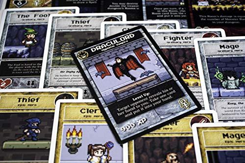 Juego de Cartas Boss Monster