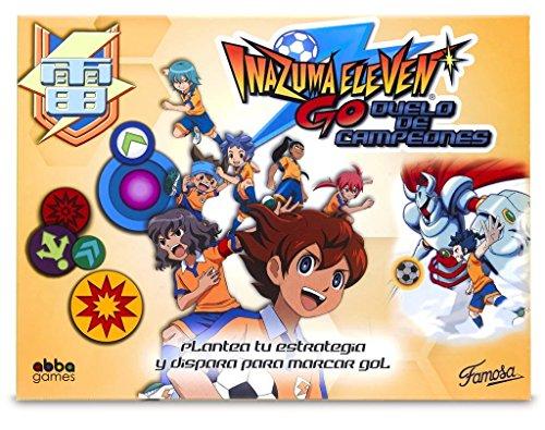 Juegos de Sociedad - Inazuma Eleven Go (Famosa 700011808) , color/modelo surtido