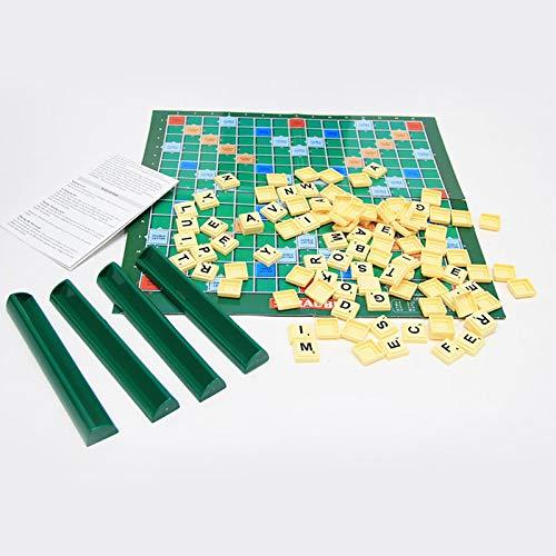 Juguetes y Juegos educativos de Estrategia acción y Reflejos Mesa Accesorios De Ortografía De Palabras Interactivo De Aprendizaje De Inglés Jardín De Infantes