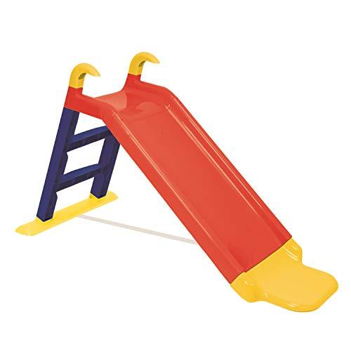 KG KitGarden - Tobogán Infantil, 141x60x78,5cm, Multicolor, Children Slide