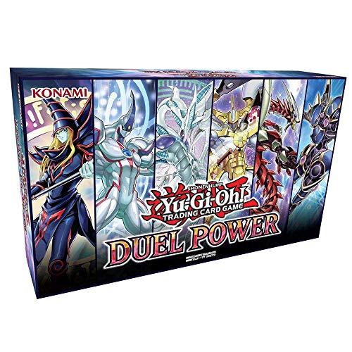 Konami Yu-Gi-Oh! Duel Power Box 1. Edición en alemán.