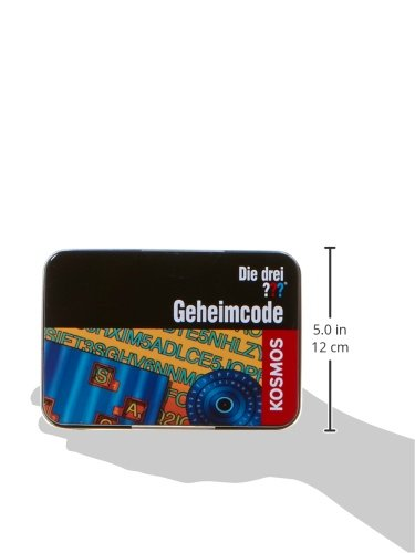 Kosmos 631048 Deducción - Juego de tablero (Deducción, 8 año(s), 75 x 110 x 40 mm, 75 mm, 110 mm, 40 mm) , color/modelo surtido