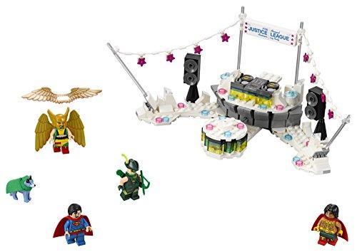 LEGO 70919 Fiesta de Aniversario de la Liga de la Justicia, película de Batman.
