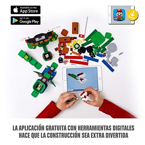 LEGO 71362 Super Mario Set de Expansión: Fortaleza Acorazada, Juguete de Construcción