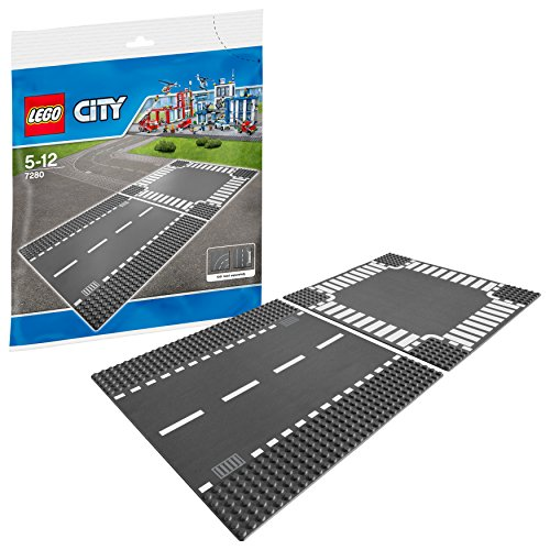 LEGO City - Rectas y cruces (7280)
