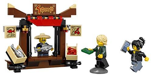 LEGO Ninjago - Persecución en Ciudad (70607)