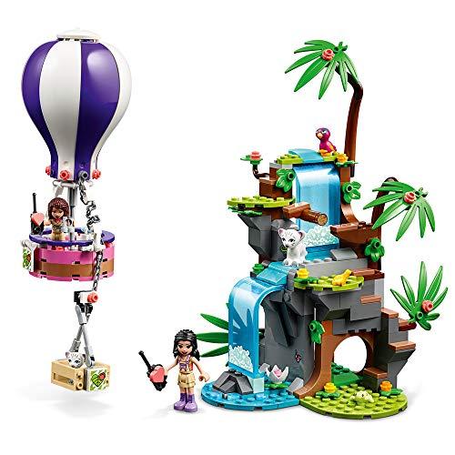 LEGO Pulse Theme Friends Rescate en la Jungla del Tigre en GloboSet de Juego conAndrea,Emmay Figuras deAnimales, Multicolor (41423)