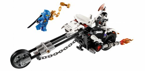 LEGO Set De Juegos 2259 - Moto Calavera (ref. 4611493)