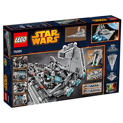 LEGO Star Wars 75055 - Imperial Star Destroyer, set de juego