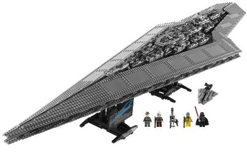 LEGO Star Wars - Destructor Estelar (10221)