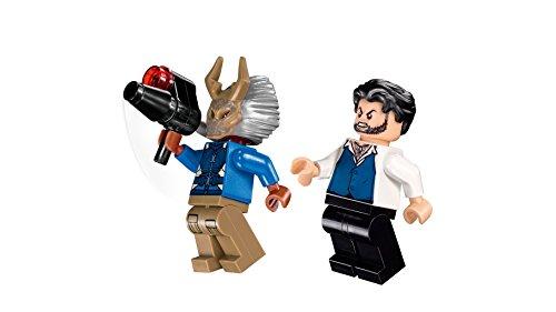 LEGO Super Heroes - Royal Talon Fighter Attack (76100)