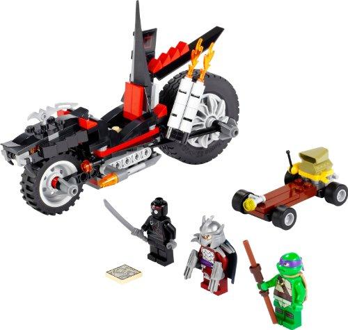 LEGO Tortugas Ninja - Moto Dragón de Destructor (79101)