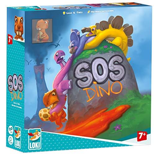 Lúdilo SOS Dino, multicolor (51474) , color/modelo surtido