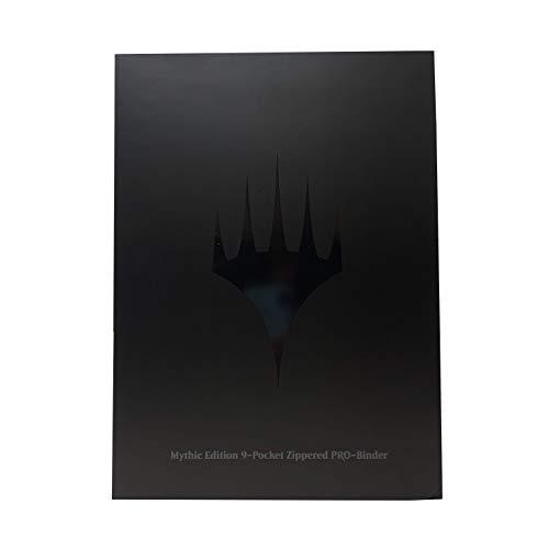 Magic: The Gathering – Carpeta con 9 bolsillos edición mítica con cremallera
