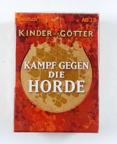 Magic The Gathering Kinder Der Götter - Herausforderungs-Deck Kampf gegen Die Horde- Deutsch - Born of The Gods Challenge Deck - Battle of The Horde