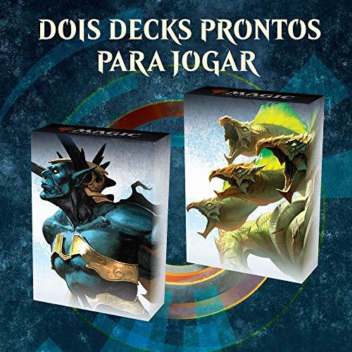 Magic The Gathering Pantalla de Kit de Inicio de Arena (Wizards of The Coast MTG073)