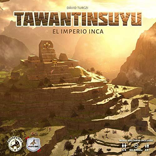 Maldito Games Tawantinsuyu: El Imperio Inca