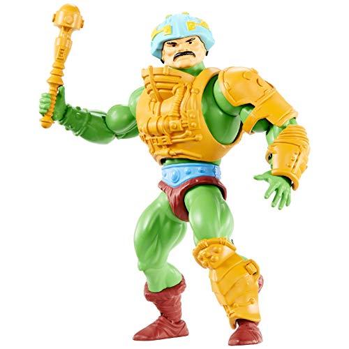 Masters of the Universe- Masters del Universo Los Orígenes Figura de acción de Man-At-Arms (Mattel GNN89)