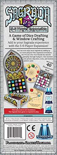 Matagot Sagrada - Extensión 5 para 6 jugadores