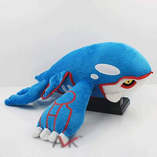 Mdlucz Peluches de Peluche, animación Infantil, espíritu de Mascota, muñeco de Peluche de Dibujos Animados, Relleno de Almohada de muñeco de Peluche, un Regalo para niños
