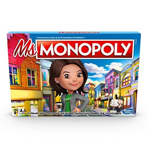 Monopoly - Ms Monopoly (Hasbro E8424105)