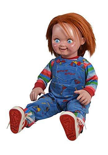 Muñeco Chucky 89 cm. Muñeco diabólico 2. Escala 1:1. Trick or Treat Studios