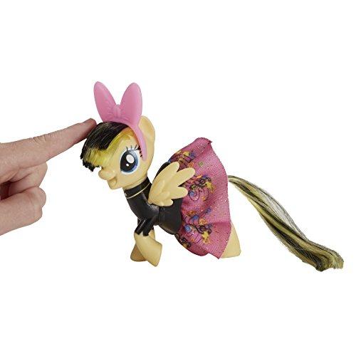 MY LITTLE PONY E0690EL2 Figura de la Serenata de la película Brillante y giratoria