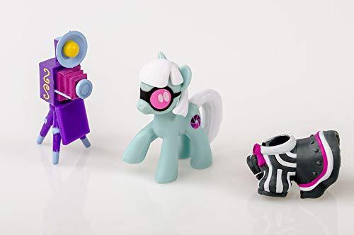 My Little Pony MLP Friendship is Magic 9 cm. Coleccionables y Figuras de Juego con Disfraz, para niñas (Foto Final)