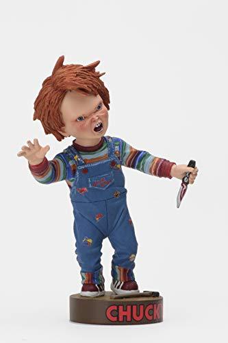 NECA Cuchillo Cabezon Head Knocker 18 cm Chucky (NEC0NC04711)
