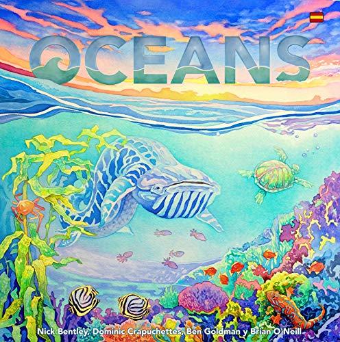 Oceans Español MasQueOca Ediciones