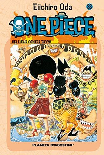One Piece nº 33: ¡¡La lucha contra Davy!! (Manga Shonen)