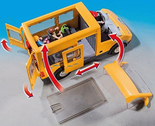 PLAYMOBIL Autobús Escolar Playset, Miscelanea (6866)