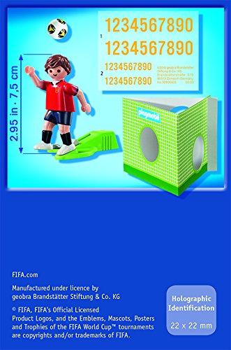 Playmobil Fútbol - Jugador España (Playmobil 9517)