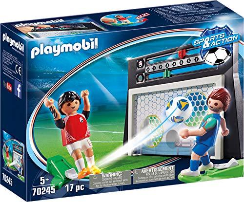 PLAYMOBIL-Juego de puntería con Marcador (70245)