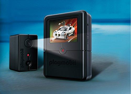 PLAYMOBIL - Set cámara de Espionaje (4879)