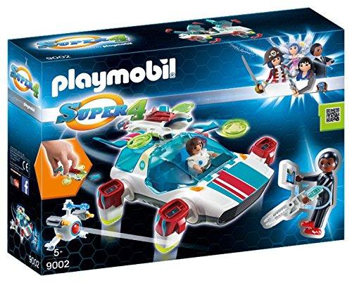 Playmobil Super 4 Super 4 Playset (9002)