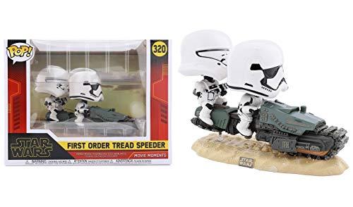 POP Movie Moment: Star Wars The Rise of Skywalker - First Order Tread Speeder