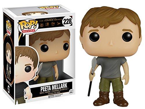 POP! Vinilo - The Hunger Games: Peeta Mellark