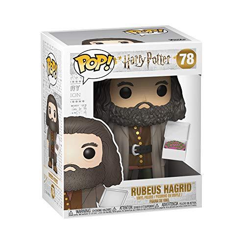 "POP! Vinyl: Harry Potter S5: 6"" Hagrid w/Cake"