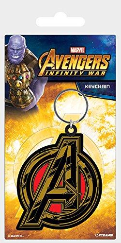 Pyramid International Avengers Infinity War - Llavero Symbol