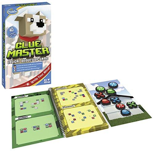 Ravensburger 76354ThinkFun Clue Master Parte
