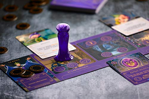 Ravensburger Disney Villainous Wicked to the core - Versión española, Light Strategy Game, 2-3 Jugadores, Edad recomendada 10+ (26857)