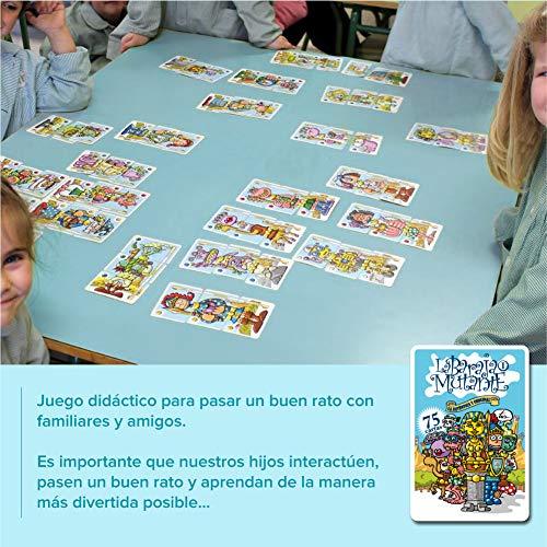 RC ocio Juego de Mesa La Baraja Mutante Juego para niños y Adultos . Juego de Cartas educativos a Partir de los 6 años, Ideal para Hijos y Padres / Juegos Familiares Divertidos