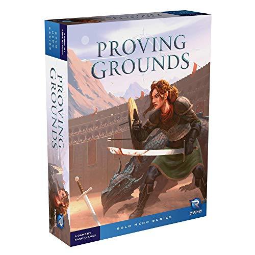 Renegade Game Studio RGS0877 Proving Grounds